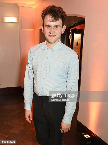 Harry Melling attends the Summer Gala for The Old Vic at The Brewery on June 27, 2016 in London, England.