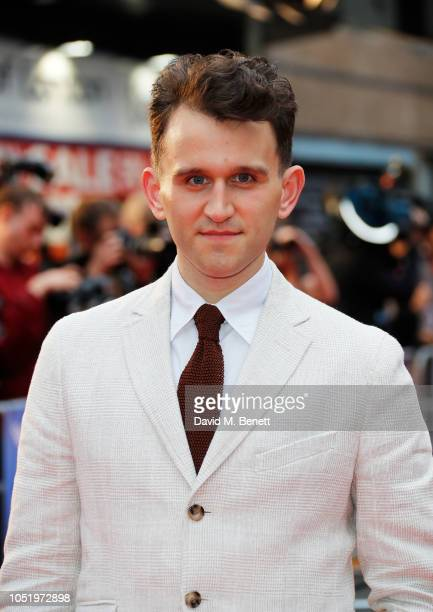 """Harry Melling attends the UK Premiere and American Airlines Gala Screening of """"The Ballad of Buster Scruggs"""" during the 62nd BFI London Film Festival..."""