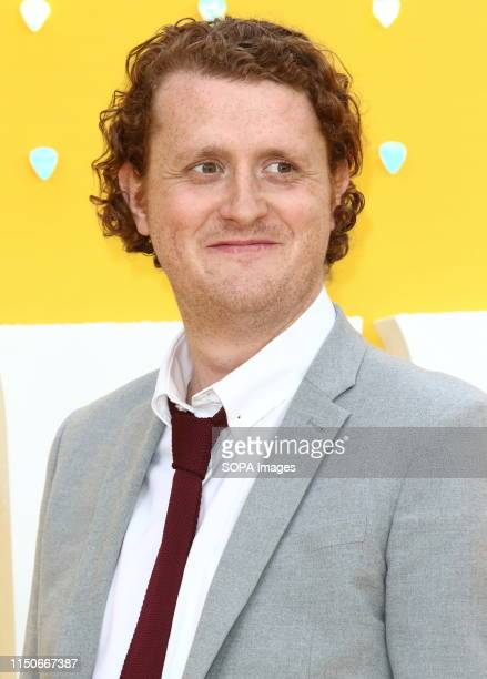 Harry Michell attends the Yesterday UK Premiere McCallat the Odeon Luxe Leicester Square