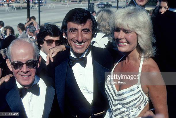 Harry Morgan Jamie Farr and Loretta Swit from critically acclaimed TV series M*A*S*H circa 1982 in Los Angeles California