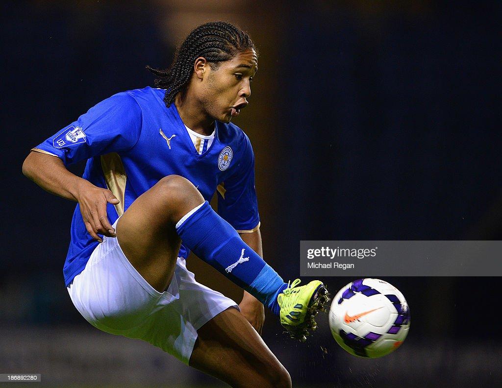 Leicester City U21 v Blackburn Rovers U21 - Barclays U21 Premier League : News Photo