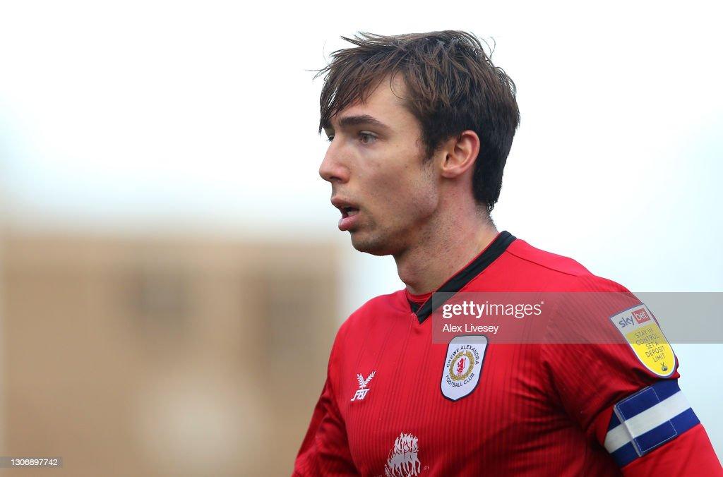 Crewe Alexandra v Burton Albion - Sky Bet League One : News Photo