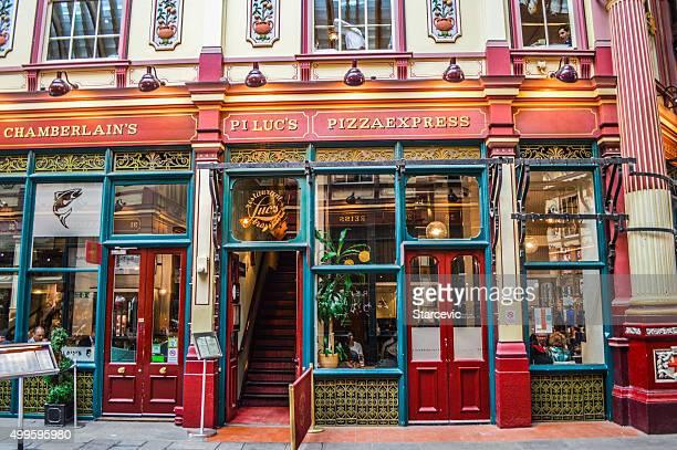 Harry Potter Diagon Alley - Leadenhall Market in London, UK