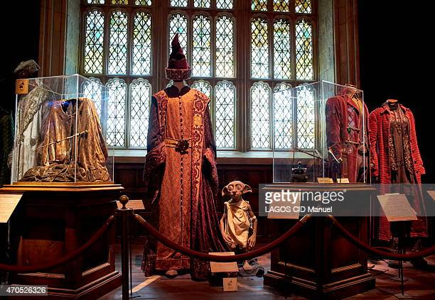 Harry Potter exhibition in Cologne on February 20 2015