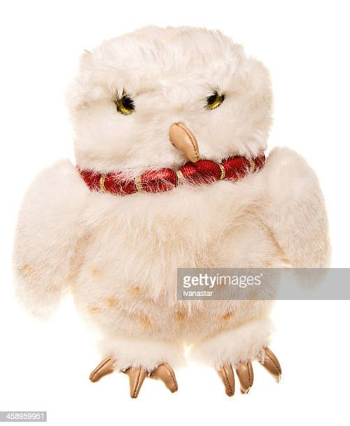 Harry Potter Hedwig Plush Owl Toy
