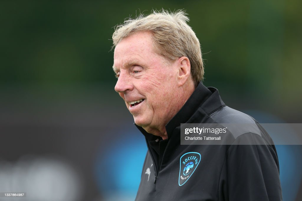 Soccer Aid For Unicef 2021 - Training : News Photo