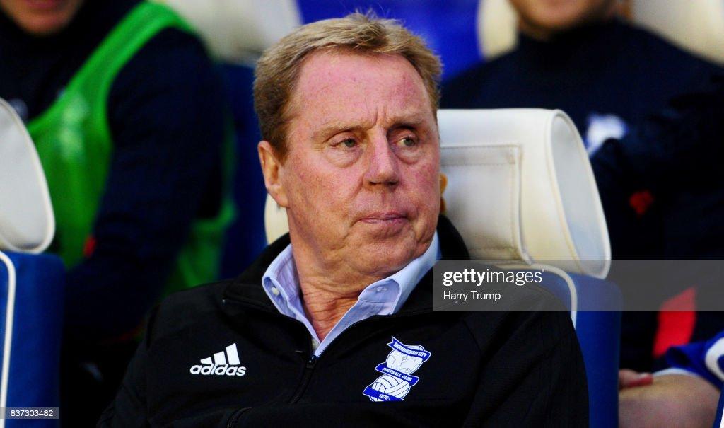 Birmingham City v AFC Bournemouth - Carabao Cup Second Round : News Photo