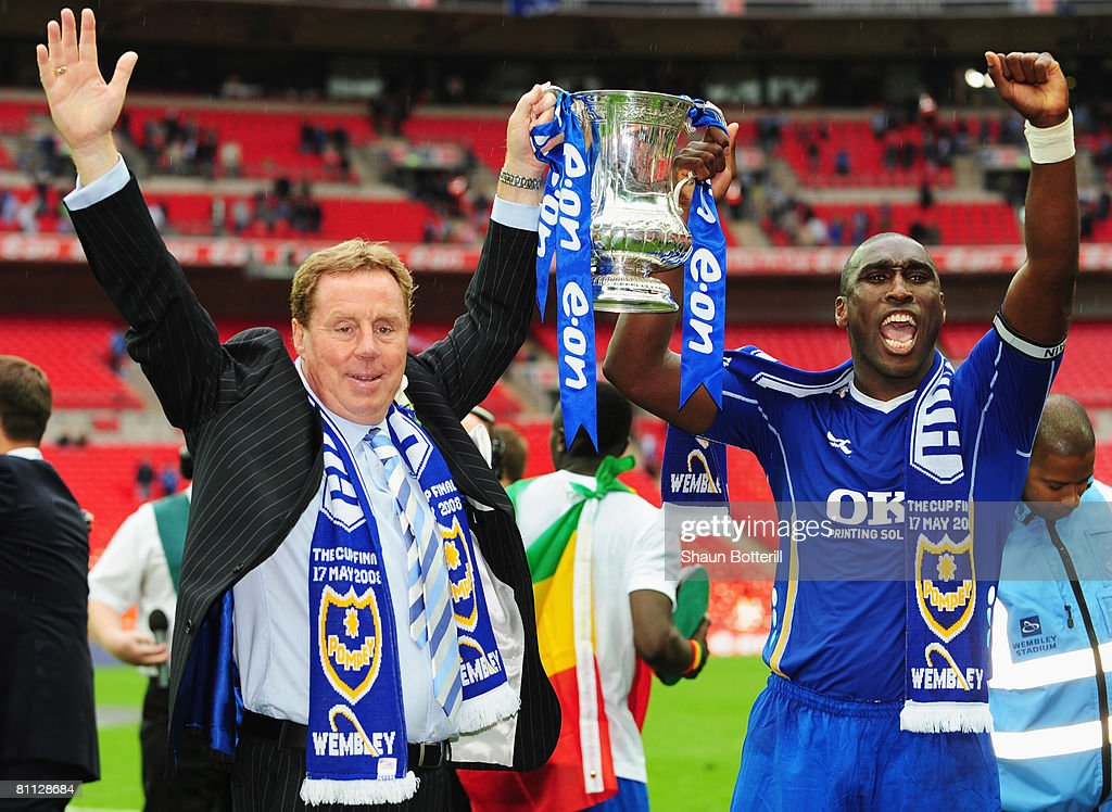 Portsmouth v Cardiff City - FA Cup Final : News Photo