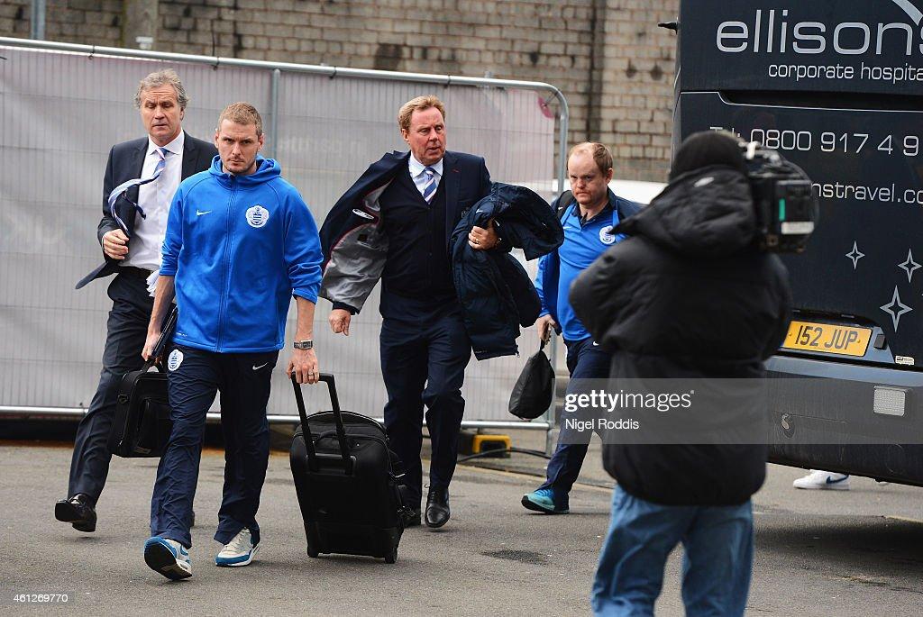 Burnley v Queens Park Rangers - Premier League : News Photo