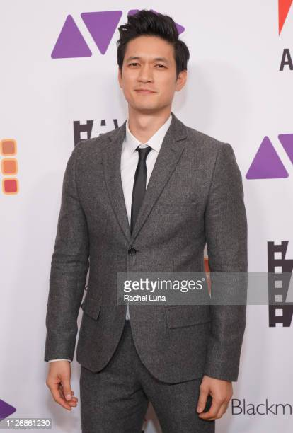 Harry Shum Jr attends the 69th Annual ACE Eddie Awards at The Beverly Hilton Hotel on February 01 2019 in Beverly Hills California