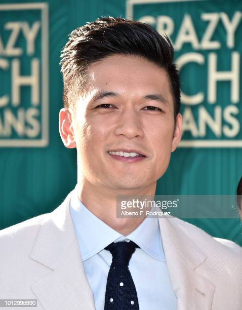 Harry Shum Jr attends the premiere of Warner Bros Pictures' Crazy Rich Asiaans at TCL Chinese Theatre IMAX on August 7 2018 in Hollywood California