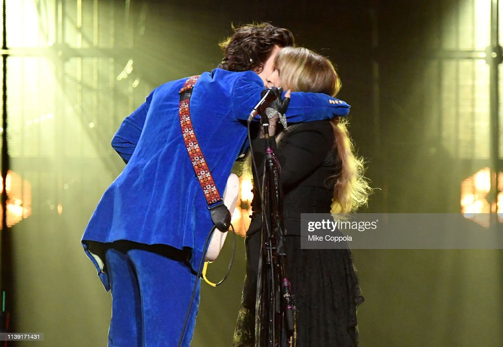 2019 Rock & Roll Hall Of Fame Induction Ceremony - Show : News Photo