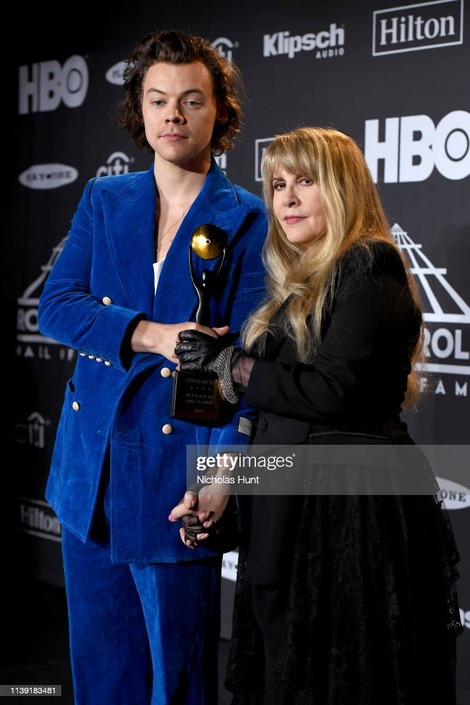 2019 Rock & Roll Hall Of Fame Induction Ceremony - Press Room : News Photo