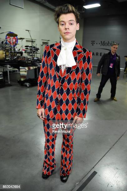 Harry Styles attends the 2017 iHeartRadio Music Festival at TMobile Arena on September 22 2017 in Las Vegas Nevada