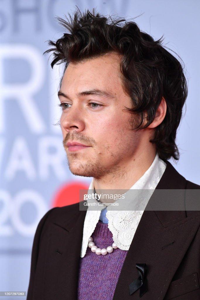 The BRIT Awards 2020 - Red Carpet Arrivals : Nachrichtenfoto