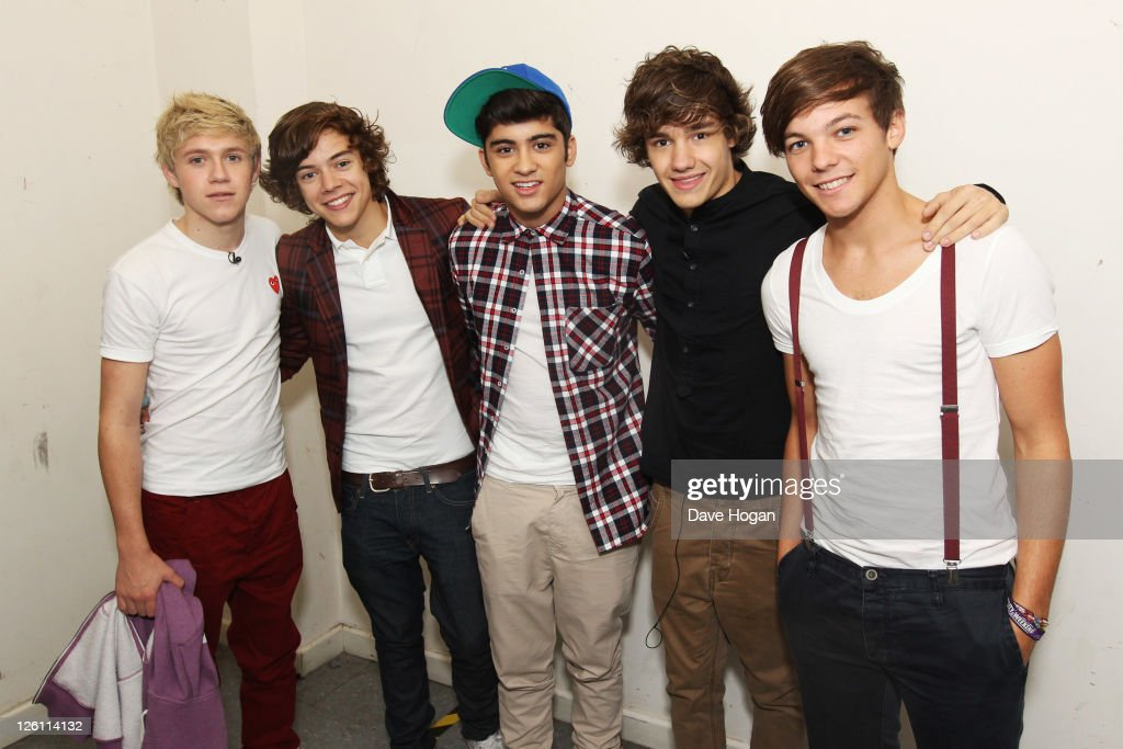 One Direction Launch Their First Single - 'What Makes You Beautiful' : News Photo