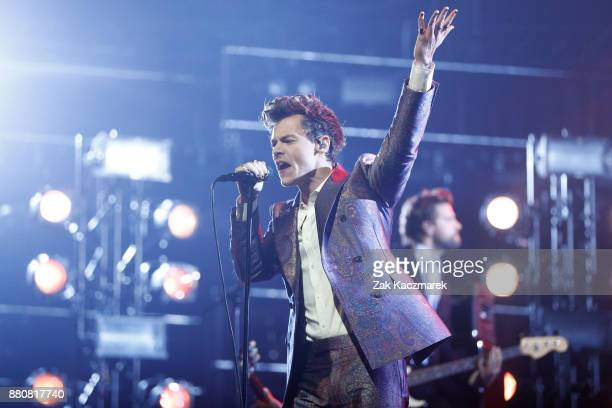Harry Styles performs on stage during the 31st Annual ARIA Awards 2017 at The Star on November 28 2017 in Sydney Australia
