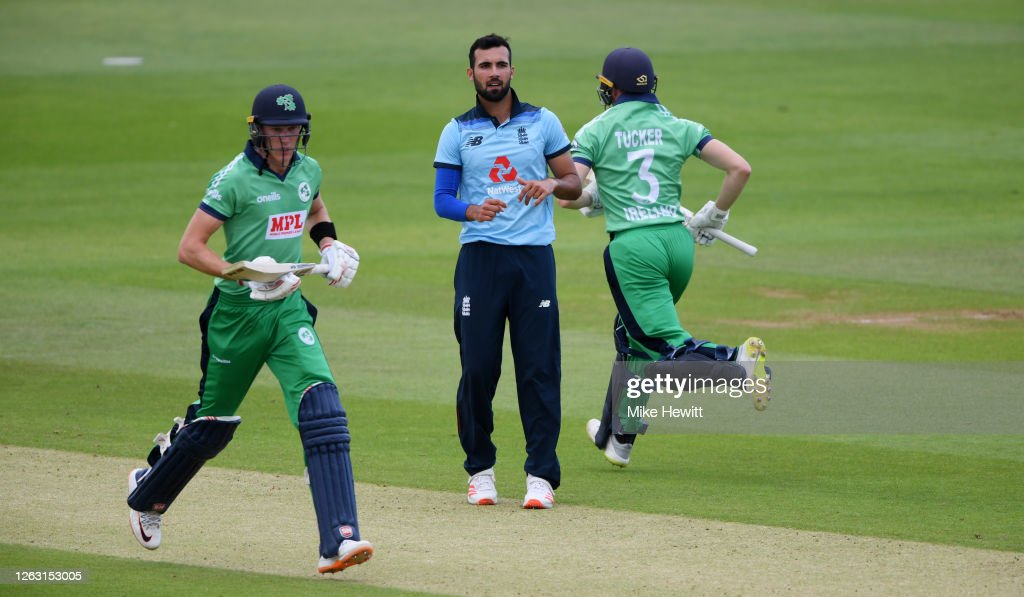 England v Ireland - 2nd One Day International: Royal London Series : News Photo