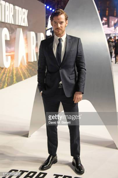 Harry Treadaway attends the European Premiere of Amazon Original Star Trek Picard at Odeon Luxe Leicester Square on January 15 2020 in London England