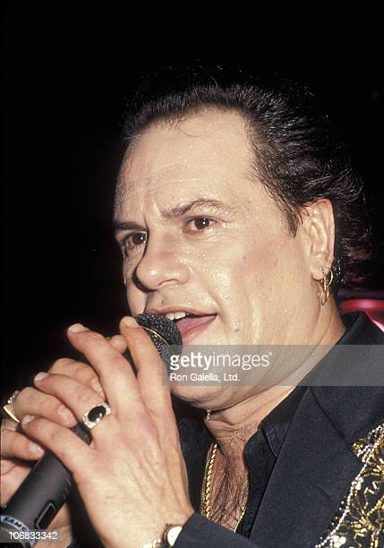 Harry Wayne Casey of KC and the Sunshine Band during 44th Birthday Party for Harry Wayne Casey of KC and the Sunshine Band February 5 1994 at Home of...