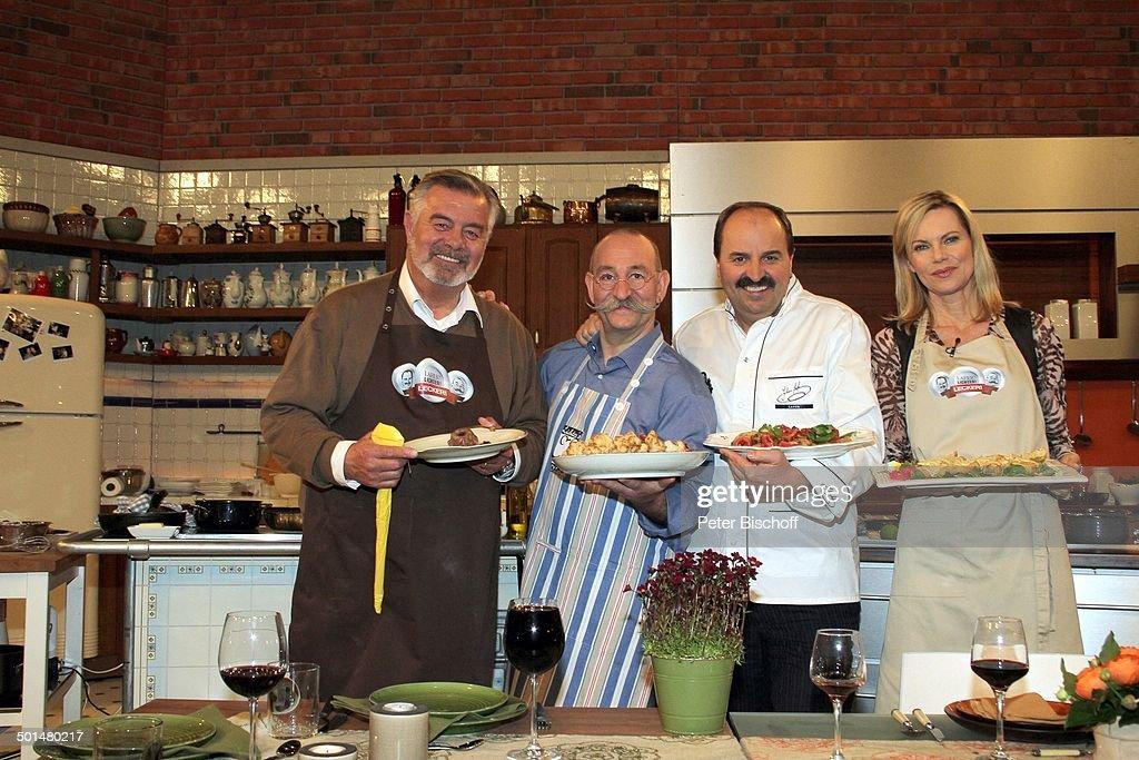 Tolle Die Küche Kochshow Bilder - Küchenschrank Ideen - eastbound.info