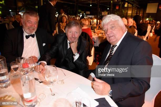 Harry Wijnvoord Werner Schulze Erdel and Hans Meiser attend the 'Goldene Sonne 2017' Award by SonnenklarTV on May 13 2017 in Kalkar Germany