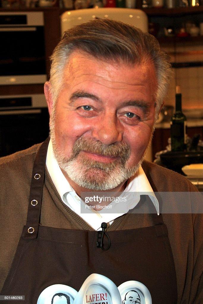 Harry Wijnvoord, ZDF-Koch-Show \'Lafer!Lichter!Lecker!\', Hamburg ...