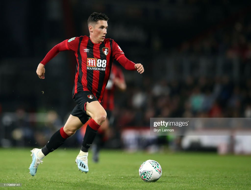 AFC Bournemouth v Forest Green Rovers - Carabao Cup Second Round : ニュース写真