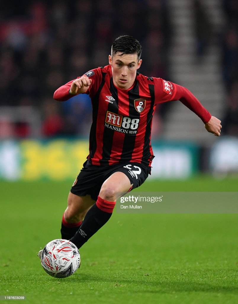 AFC Bournemouth v Luton Town - FA Cup Third Round : ニュース写真