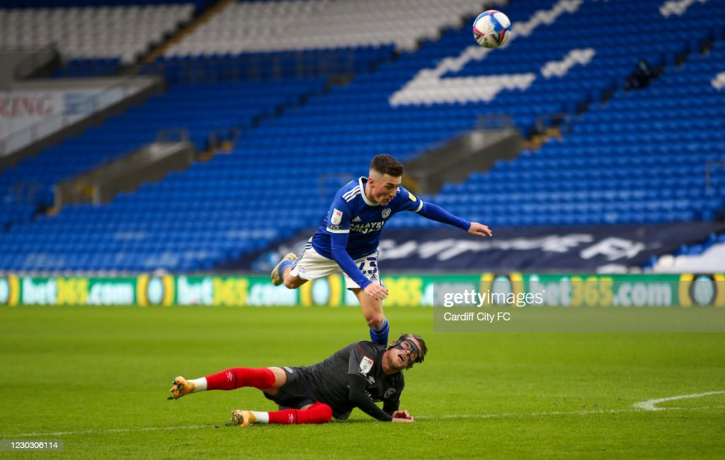Cardiff City v Brentford - Sky Bet Championship : News Photo
