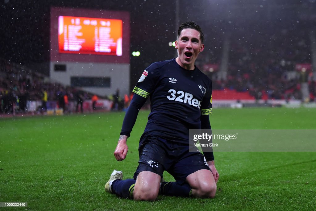 Stoke City v Derby County - Sky Bet Championship : News Photo