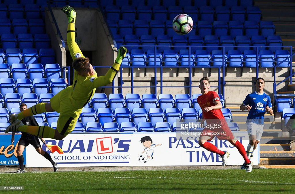 Liverpool v Everton: Premier League 2 : News Photo