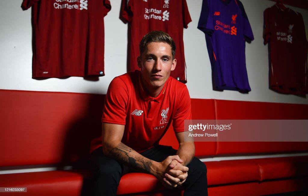Liverpool FC Portrait Archive : News Photo