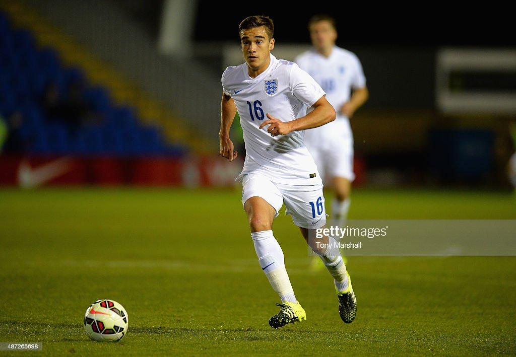 England U20 v Czech Republic U20 - International Match : News Photo