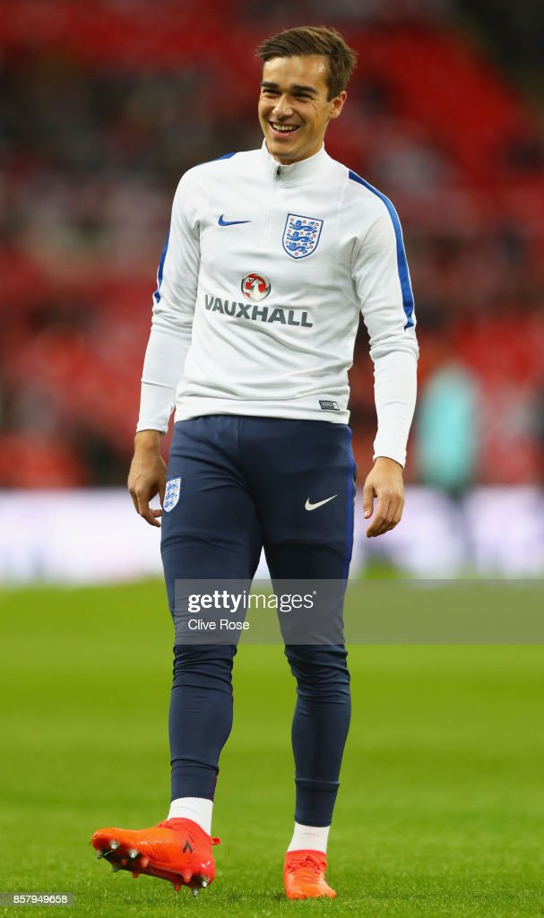 England v Slovenia - FIFA 2018 World Cup Qualifier