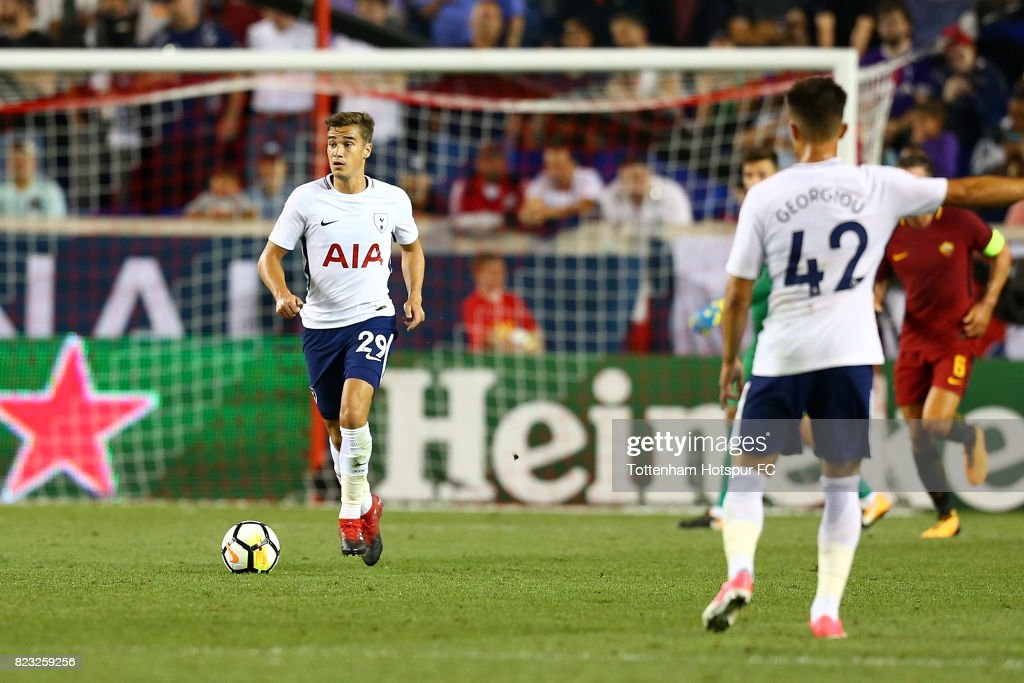 International Champions Cup 2017 - Tottenham Hotspur v AS Roma : News Photo