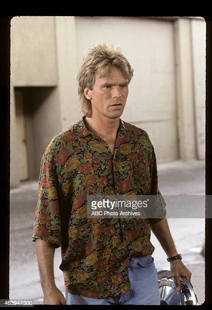 MACGYVER Harry's Will Airdate November 5 1990 ANDERSON