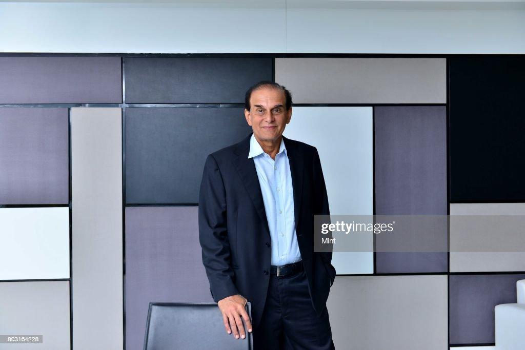Harsh C Mariwala, Chairman and Managing Director (CMD) of Marico Limited, photographed during an interview with Mint at his office in Mumbai.