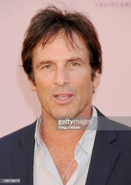 Hart Bochner arrives at the 2009 Environmental Media Awards at Paramount Studios on October 25 2009 in Los Angeles California