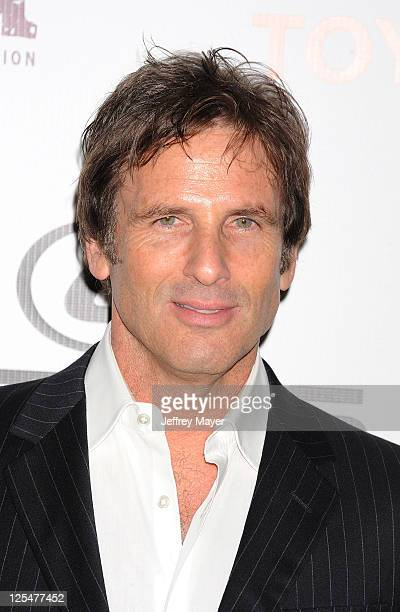 Hart Bochner arrives at the 20th Annual Environmental Media Awards held at Warner Bros Studios on October 16 2010 in Burbank California