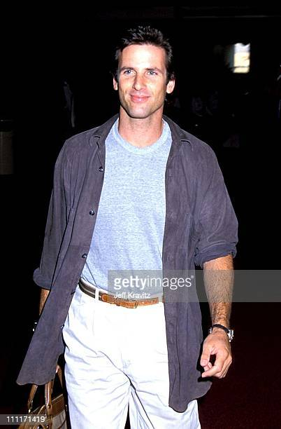 Hart Bochner during 1988 Democratic Celebrity Caravan in Los Angeles California United States