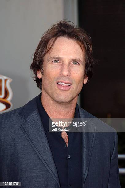 Hart Bochner during Cinderella Man Los Angeles Premiere at Gibsob Amphitheater in Universal City California United States