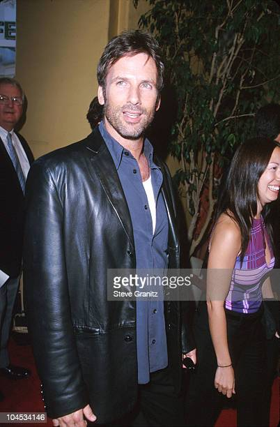 Hart Bochner during The Perfect Storm Los Angeles Premiere at Mann Village Theatre in Westwood California United States