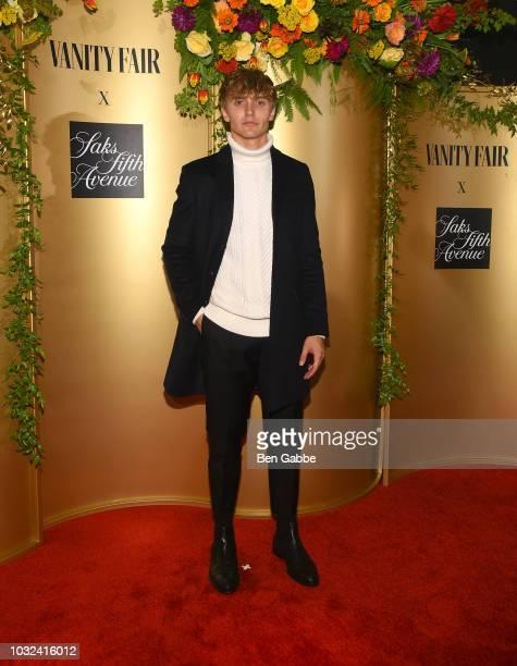 Hart Denton attends as Vanity Fair and Saks Fifth Avenue celebrate Vanity Fair's BestDressed 2018 at Manhatta on September 12 2018 in New York City