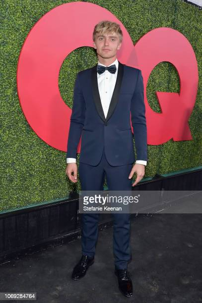 Hart Denton attends the 2018 GQ Men of the Year Party at a private residence on December 6 2018 in Beverly Hills California