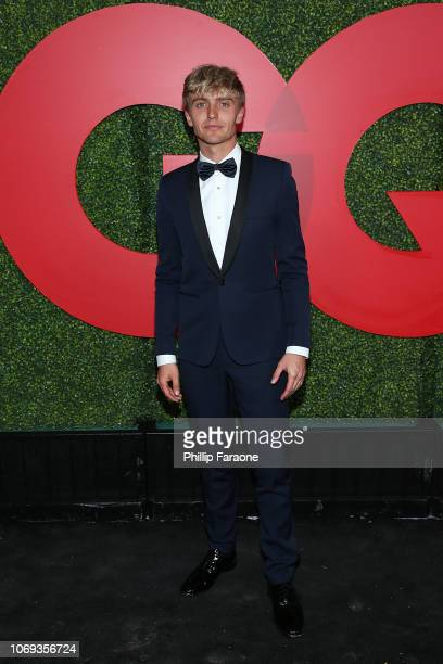 Hart Denton attends the 2018 GQ Men Of The Year Party at Benedict Estate on December 6 2018 in Beverly Hills California