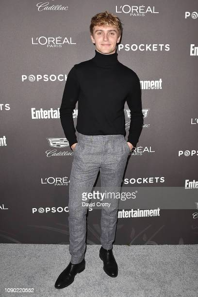 Hart Denton attends the Entertainment Weekly PreSAG Party Arrivals at Chateau Marmont on January 26 2019 in Los Angeles California