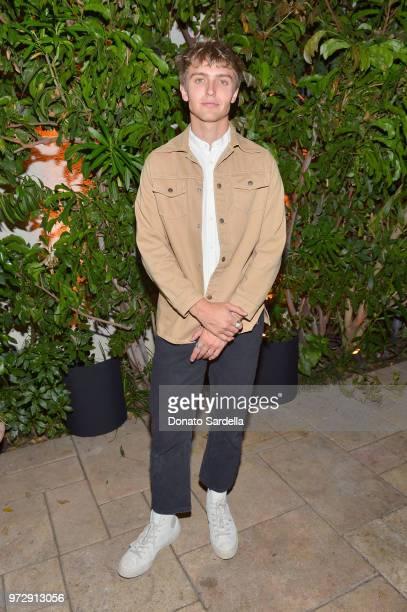 Hart Denton attends the Max Mara Celebration for Alexandra Shipp 2018 Women In Film Max Mara Face Of The Future Award Recipient at Chateau Marmont on...