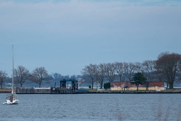 NY: Work Done On Hart Island, Area May Be Used For Future Temporary Burials During Coronavirus Pandemic
