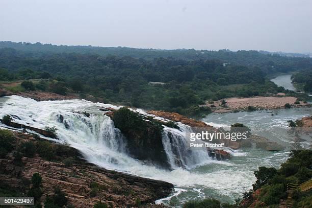 Hartbeespoort Dam bei Pretoria Südafrika Afrika Wasserfall Reise BB DIG PNr 240/2006